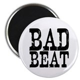 Bad Beat Poker Card Protector