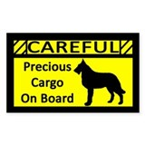 Precious Cargo Belgian Laekenois Decal