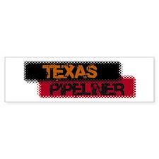 Texas Pipeliner 12 Bumper Bumper Sticker