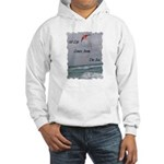 All Life Comes From The Sea Hooded Sweatshirt