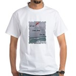 All Life Comes From The Sea White T-Shirt