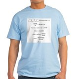 T-Shirt w/Translation