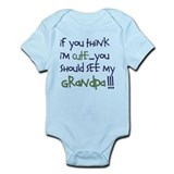 grandpa Infant Bodysuit