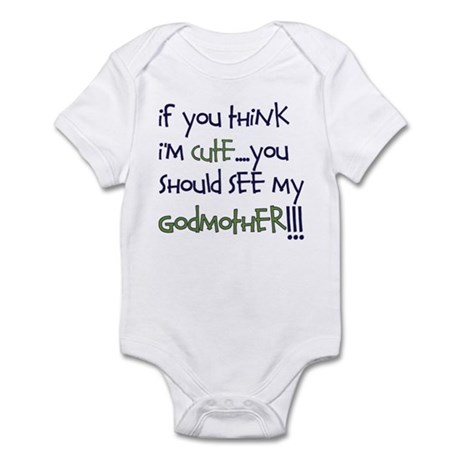 godmother Infant Bodysuit