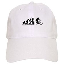 Bike Evolution Baseball Cap