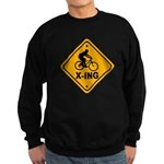 Cycle X-ing Sweatshirt (dark)
