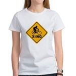 Cycle X-ing Women's T-Shirt