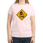 Cycle X-ing Women's Light T-Shirt