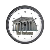 The Parthenon Wall Clock