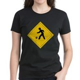 Soccer Crossing Tee