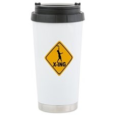 Ultimate X-ing Ceramic Travel Mug