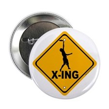 "Ultimate X-ing 2.25"" Button (10 pack)"
