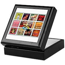 World Music Keepsake Box