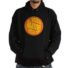 Folkways Recordings Hoodie (dark)