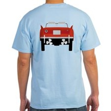 Amphicar Rear T-Shirt