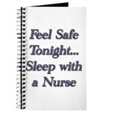Cute Nurse graduation Journal