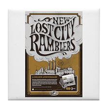 Ramblers Tile Coaster