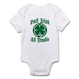 Part Irish, All Trouble Onesie