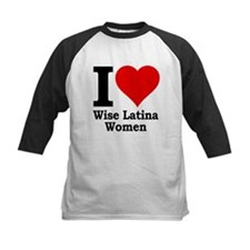 Heart Wise Latina Tee