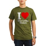 Heart Wise Latina T-Shirt