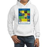 Latino Music Jumper Hoody