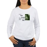 Stop Global Warming EntsWomen's Long Sleeve Shirts