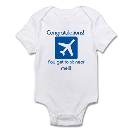 Plane Infant Bodysuit