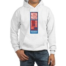 Nuestra Musica Hooded Sweatshirt