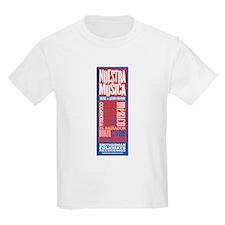 Nuestra Musica Kids Light T-Shirt