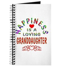 Granddaughter Journal