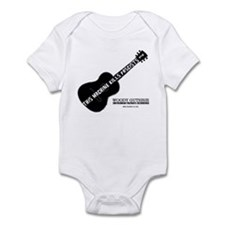 Woody Guthrie Infant Bodysuit
