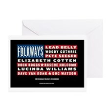 Folkways Artists Greeting Cards (Pk of 10)
