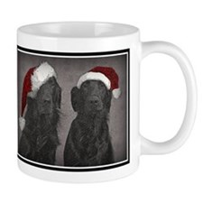 Cute Flatcoated retriever Mug