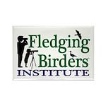 Fledging Birders Institute Magnet