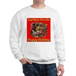 Happy Holiday Sweatshirt