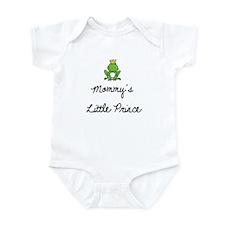 Little Frog Prince Onesie
