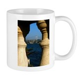 A Peek at the Bosphorus Bridg Mug