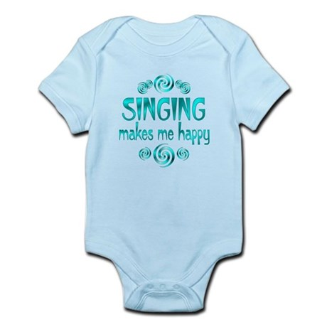 Singing Infant Bodysuit