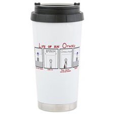 Life of an Otaku Travel Mug