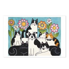 MONTANA & FRIENDS Postcards (Package of 8)