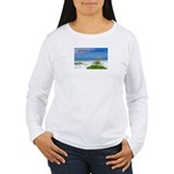 Lido Beach, Sarasota, Florida T-Shirt