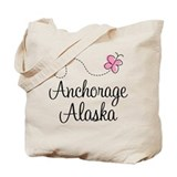 Cute Anchorage Tote Bag