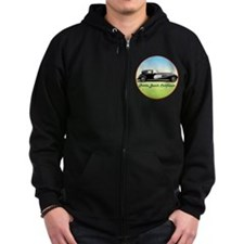 The Pebble Beach Zip Hoodie