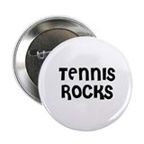 "TENNIS ROCKS 2.25"" Button (10 pack)"