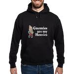 Gnomies are my Homies Hoodie (dark)