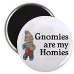 Gnomies are my Homies Magnet