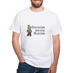 Gnomies are my Homies White T-Shirt