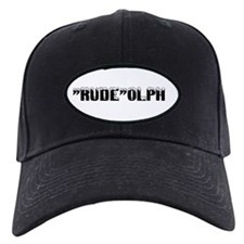 """Rude""olph Baseball Hat"