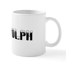 """""""Rude""""olph Mug"""