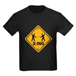 Fencer X-ing Kids Dark T-Shirt